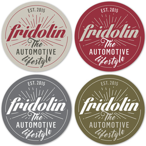 Fridolin Sticker-Set